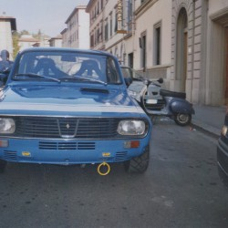 Renault Gordini Race-Car